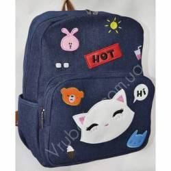 Рюкзак школьный девочка оптом-22046