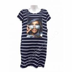 Платье женское (XL-3XL) оптом-32467