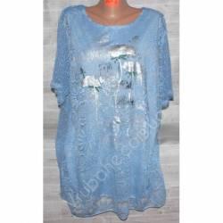 Блуза-туника женская(XL-4XL) 2567-2-32783