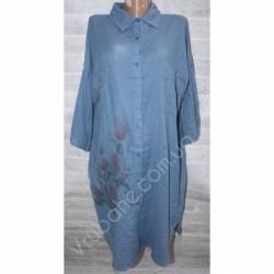 Блуза-туника женская(3XL-7XL) С38601-32792