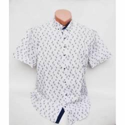 Рубашка мужская норма (M-XXL)-33862