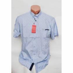 Рубашка мужская норма (M-XXL)-33863