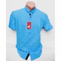 Рубашка мужская норма (M-3XL)-33885