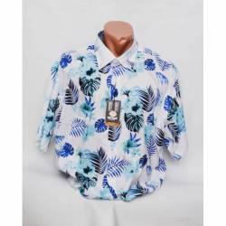 Рубашка мужская батал (56-64)-33889