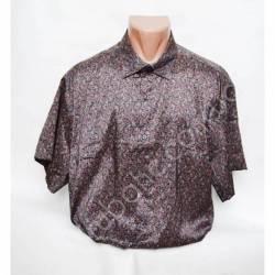 Рубашка мужская батал (56-64)-33891