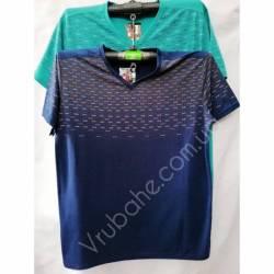 Футболка мужская батал (6XL-8XL) оптом-36586
