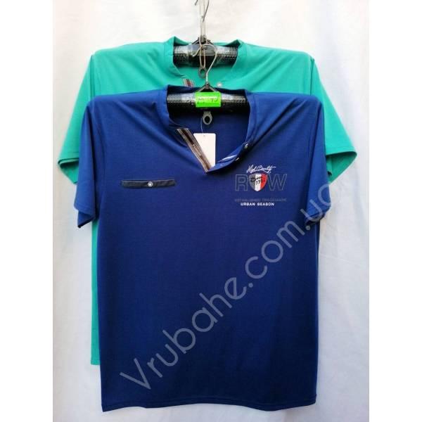 Футболка мужская (XL-5XL) оптом-36587