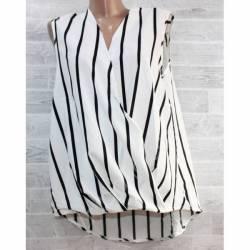 Блуза женская полубатал оптом (S-XL) -37599