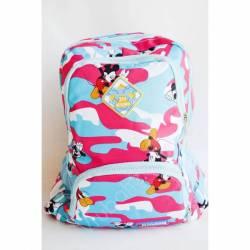 Рюкзак школьный на девочку Текстиль -40776