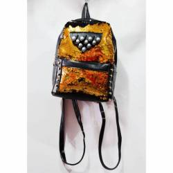 Рюкзак школьный на девочку Экокожа -40896