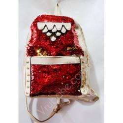 Рюкзак школьный на девочку Экокожа -40899