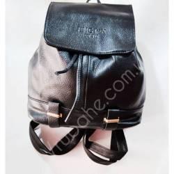 Рюкзак школьный на девочку Экокожа -40916