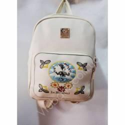 Рюкзак школьный на девочку Экокожа -40919