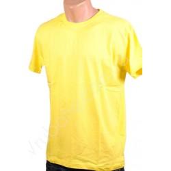 Футболка мужская Stuff-желтый