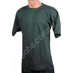 Футболка мужская Stuff-темно-зеленый