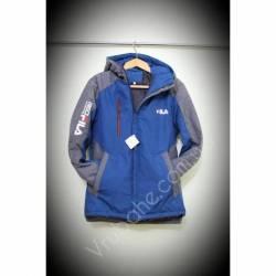 Куртка мужская ветровка норма (48-56) оптом -41636
