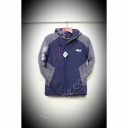 Куртка мужская ветровка норма (48-56) оптом -41637