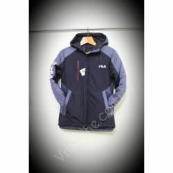 Куртка мужская ветровка норма (48-56) оптом -41639