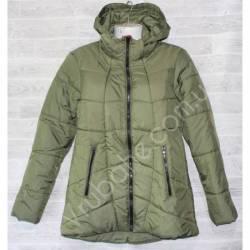 Куртка женская (44-52) оптом -43216