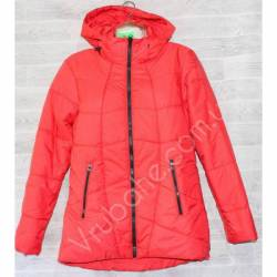 Куртка женская (44-52) оптом -43219