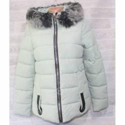 Куртка женская (M-2XL) оптом -43242