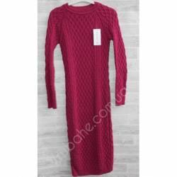Платье женское (44-48) Турция оптом-44461