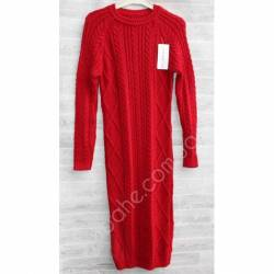 Платье женское (44-48) Турция оптом-44462
