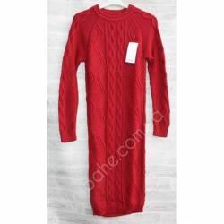 Платье женское (44-48) Турция оптом-44463