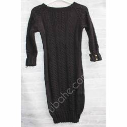 Платье женское (44-48) Турция оптом-44464