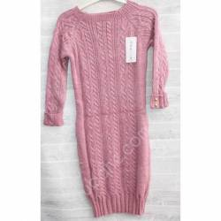 Платье женское (44-48) Турция оптом-44465
