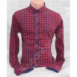 Рубашка мужская батал (3XL-6XL) оптом-44957