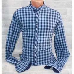 Рубашка мужская батал (3XL-6XL) оптом-44959
