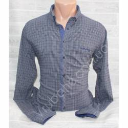 Рубашка мужская батал (3XL-6XL) оптом-44960