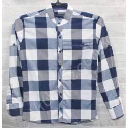 Рубашка подростковая (11-16лет) оптом-44964