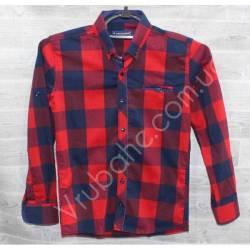 Рубашка подростковая (11-16лет) оптом-44965