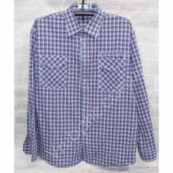 Рубашка мужская (XL-5XL) оптом-44976