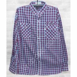 Рубашка мужская (XL-5XL) оптом-44977