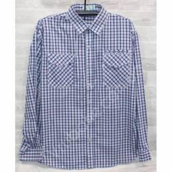 Рубашка мужская (XL-5XL) оптом-44983
