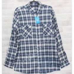 Рубашка мужская (M-4XL) оптом-44984