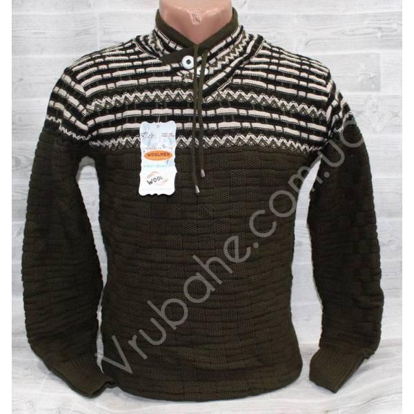 Свитер мужской (M-XL) Турция оптом-45019