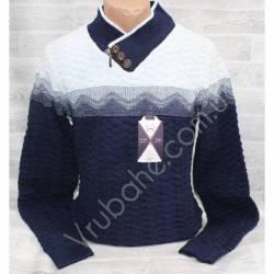 Свитер мужской (M-XL) Турция оптом-45023