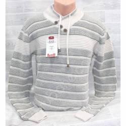 Свитер мужской (M-XL) Турция оптом-45025