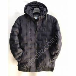 Куртка мужская полубатал оптом (L-4XL) -47108