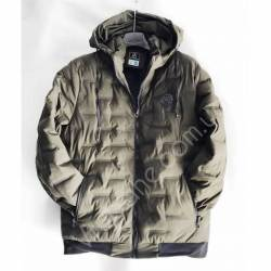 Куртка мужская полубатал оптом (L-4XL) -47109