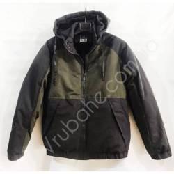 Куртка мужская полубатал оптом (L-4XL) -47120