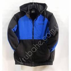 Куртка мужская полубатал оптом (L-4XL) -47122