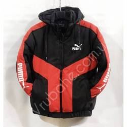 Куртка мужская полубатал оптом (L-4XL) -47123