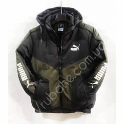 Куртка мужская полубатал оптом (L-4XL) -47124