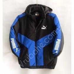 Куртка мужская полубатал оптом (L-4XL) -47125