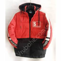 Куртка мужская полубатал оптом (L-4XL) -47127
